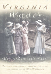 Mrs. Dalloway's Party(ISBN=9780156029322)(试读本)