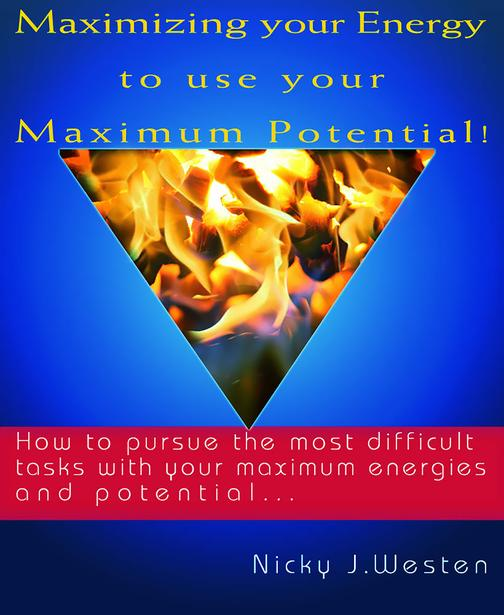 Maximizing Your Energy To Use Your Maximum Potential