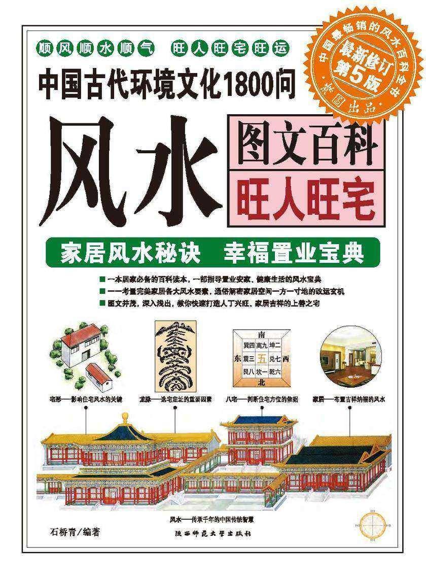 中国古代环境文化1800问 旺人旺宅