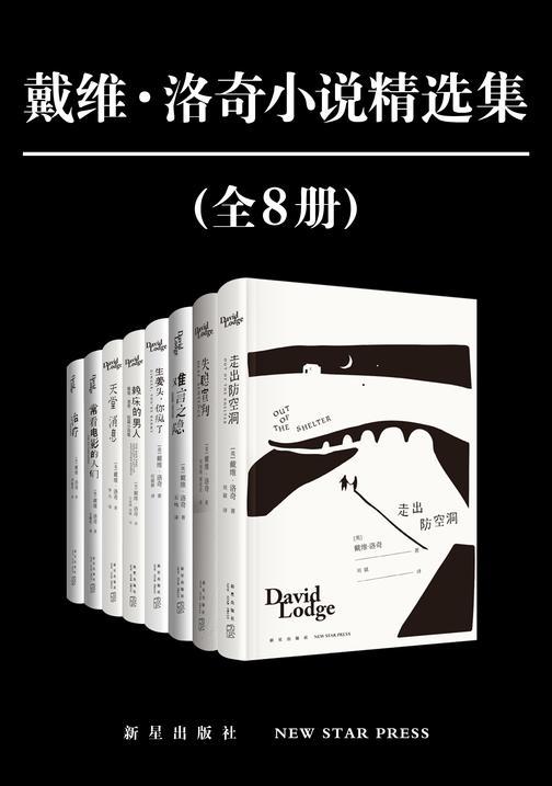 戴维·洛奇小说精选集(全8册)