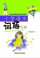 义务教育课程标准实验教材小学语文词语手册.六年级.下(仅适用PC阅读)
