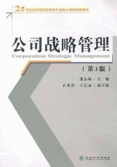公司战略管理(第3版)
