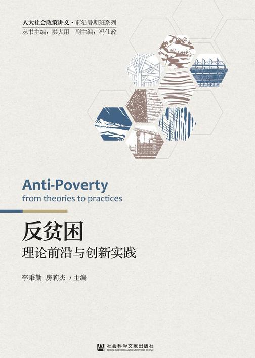 反贫困:理论前沿与创新实践(人大社会政策讲义·前沿暑期班系列)