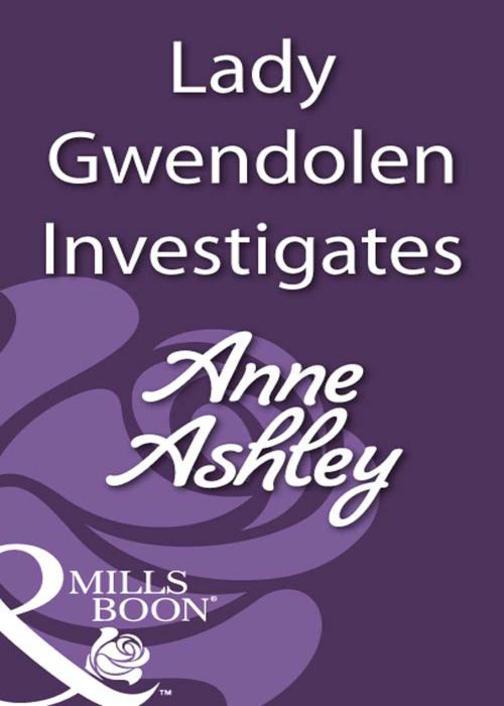Lady Gwendolen Investigates (Mills & Boon Historical)