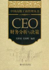 CEO财务分析与决策(中国高级工商管理丛书)