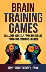 Brain Training Games: Challenge Yourself, Track Scores and Train Core Cognitive
