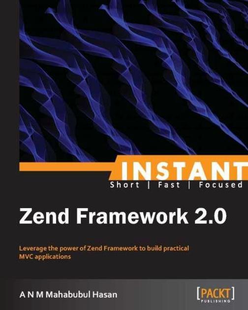 Instant Zend Framework 2