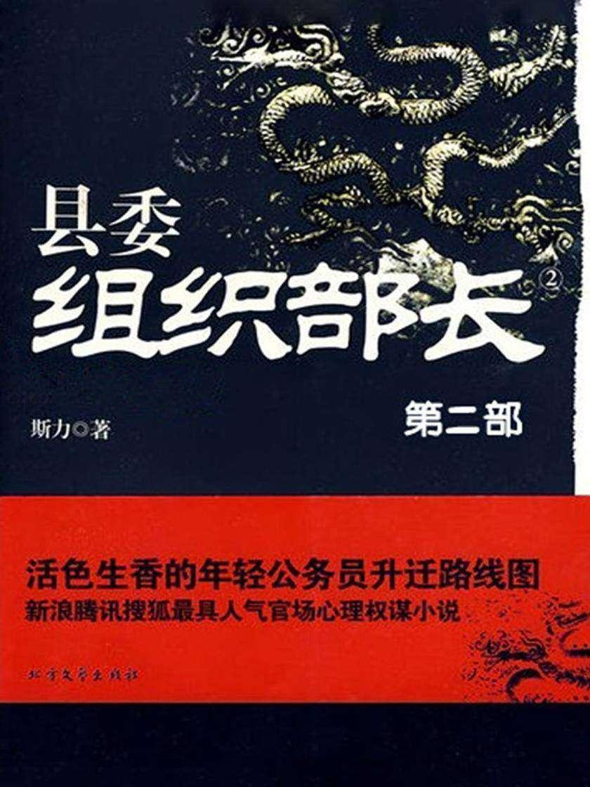 县委组织部长2:机关纵横