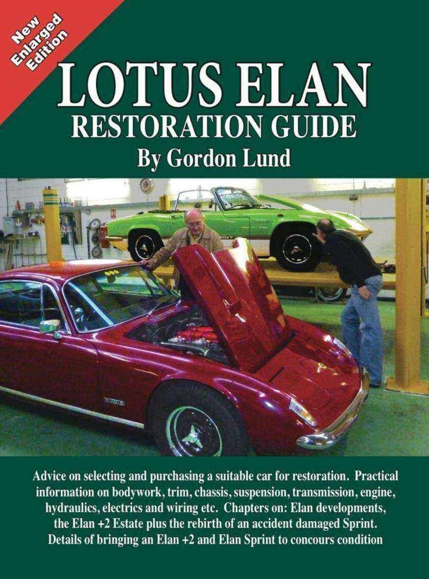 Lotus Elan - A Restoration Guide
