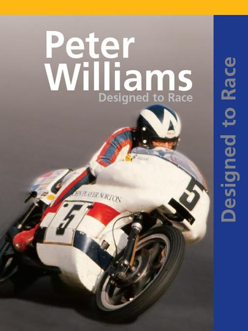 Peter Williams Designed To Race