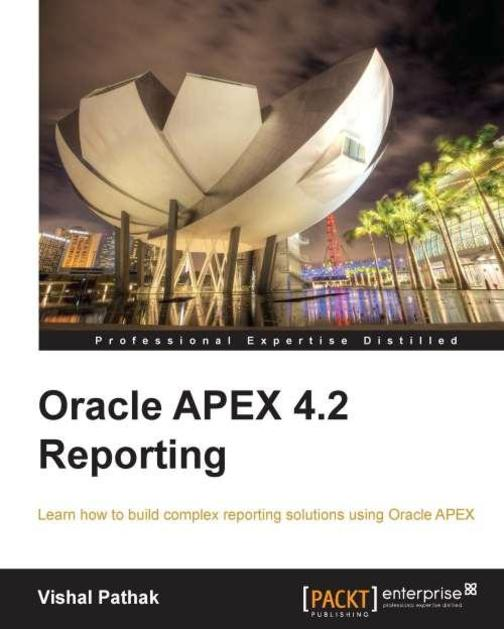 Oracle APEX 4.2 Reporting