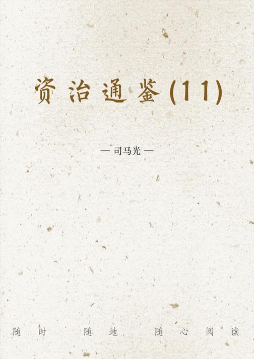 资治通鉴(11)