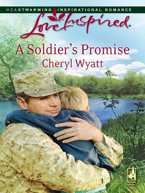 A Soldier's Promise (Mills & Boon Love Inspired) (Wings of Refuge, Book 1)