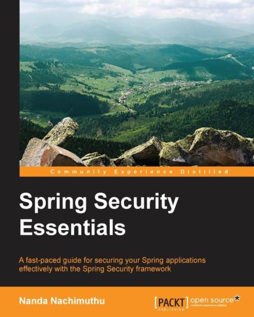 Spring Security Essentials