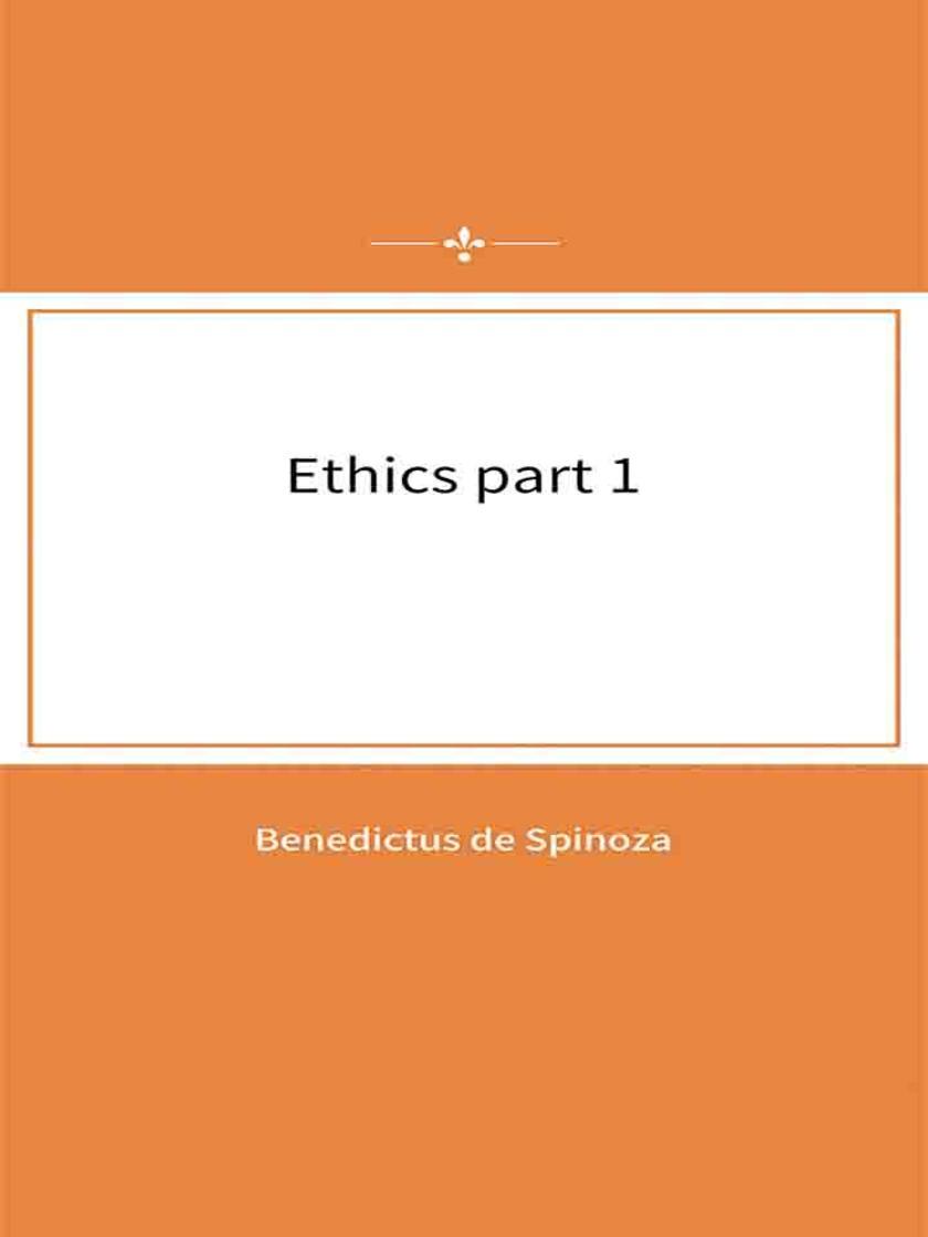 Ethics part 1