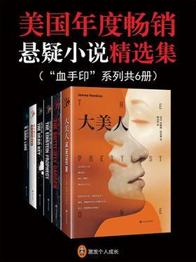 美国年度畅销悬疑小说精选集(共6册)