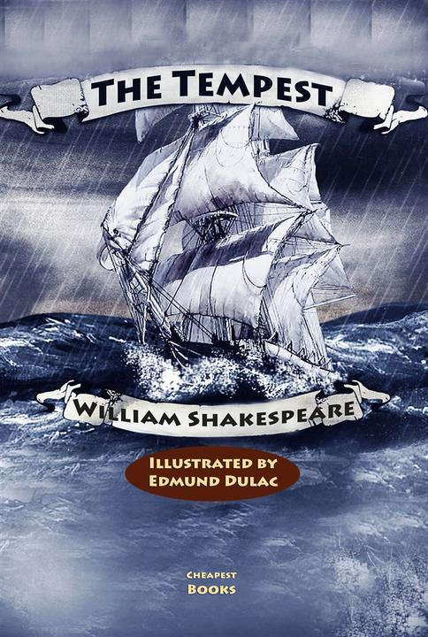 The Tempest: [Illustrated Edition]