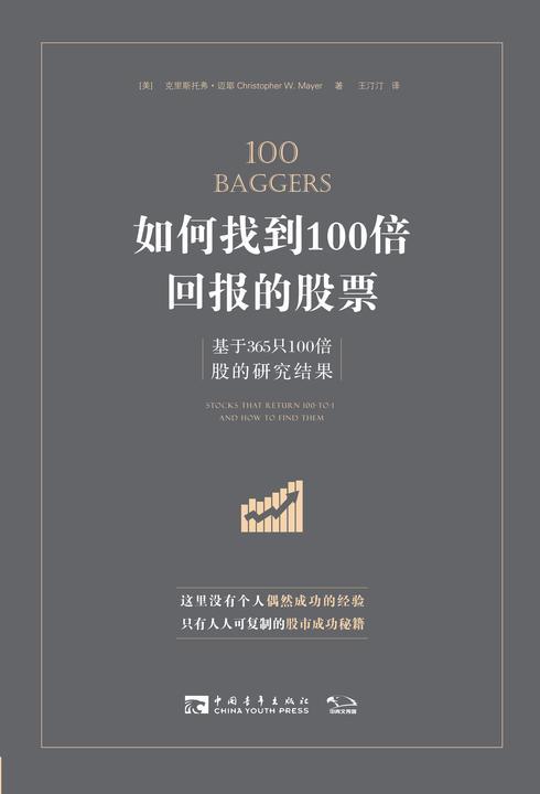 如何找到100倍回报的股票:基于365只100倍股的研究成果