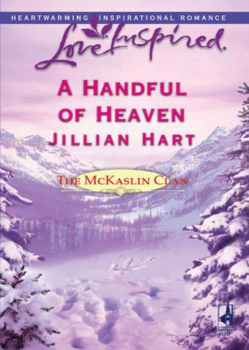 A Handful of Heaven (Mills & Boon Love Inspired) (The McKaslin Clan, Book 4)