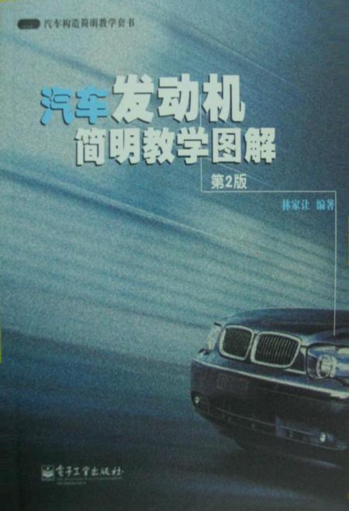 汽车发动机简明教学图解