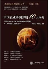 中国企业跨国并购10大案例(试读本)
