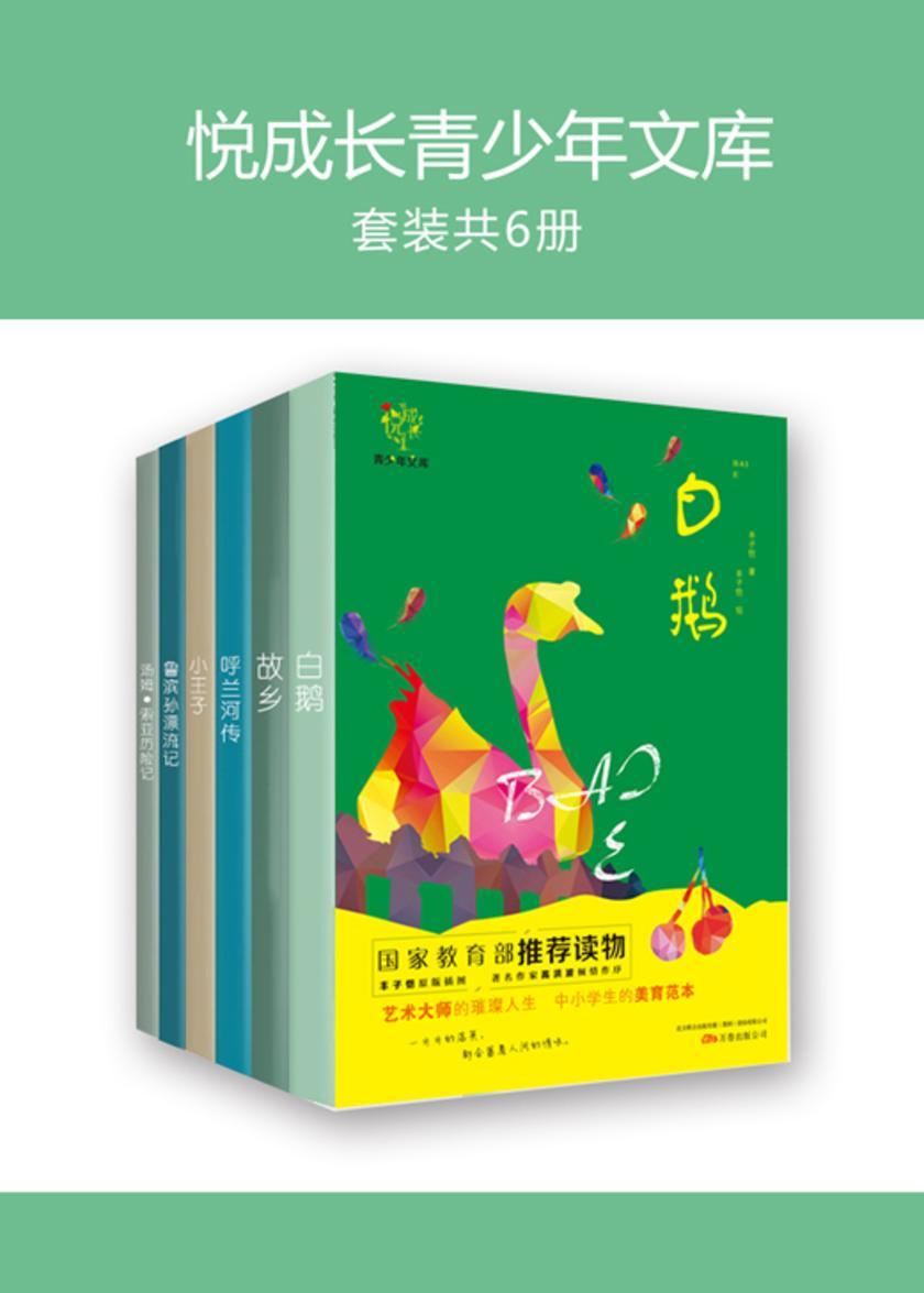 悦成长青少年文库(共6册)