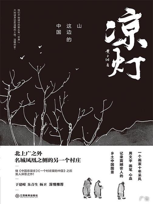 凉灯:山这边的中国(作者用文字、画笔、心血记录震撼世人的凉灯——北上广之外,名城凤凰之侧的那个村庄。野夫、于建嵘、朱青生、杨卫倾情推荐)