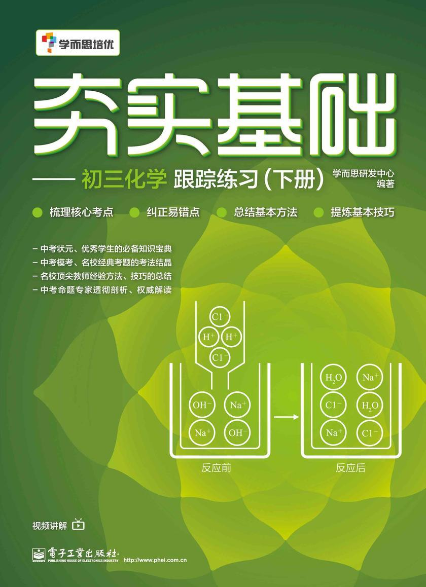 夯实基础——初三化学跟踪练习(下册)