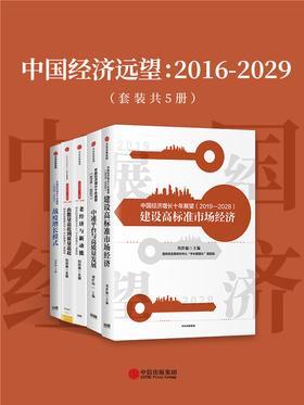 中国经济远望:2016-2029(套装共5册)