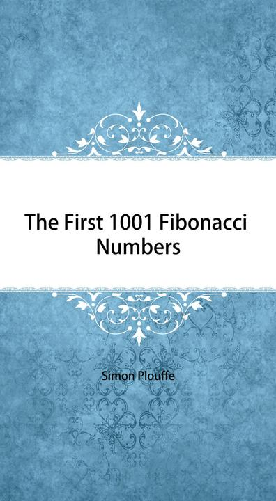 The First 1001 Fibonacci Numbers