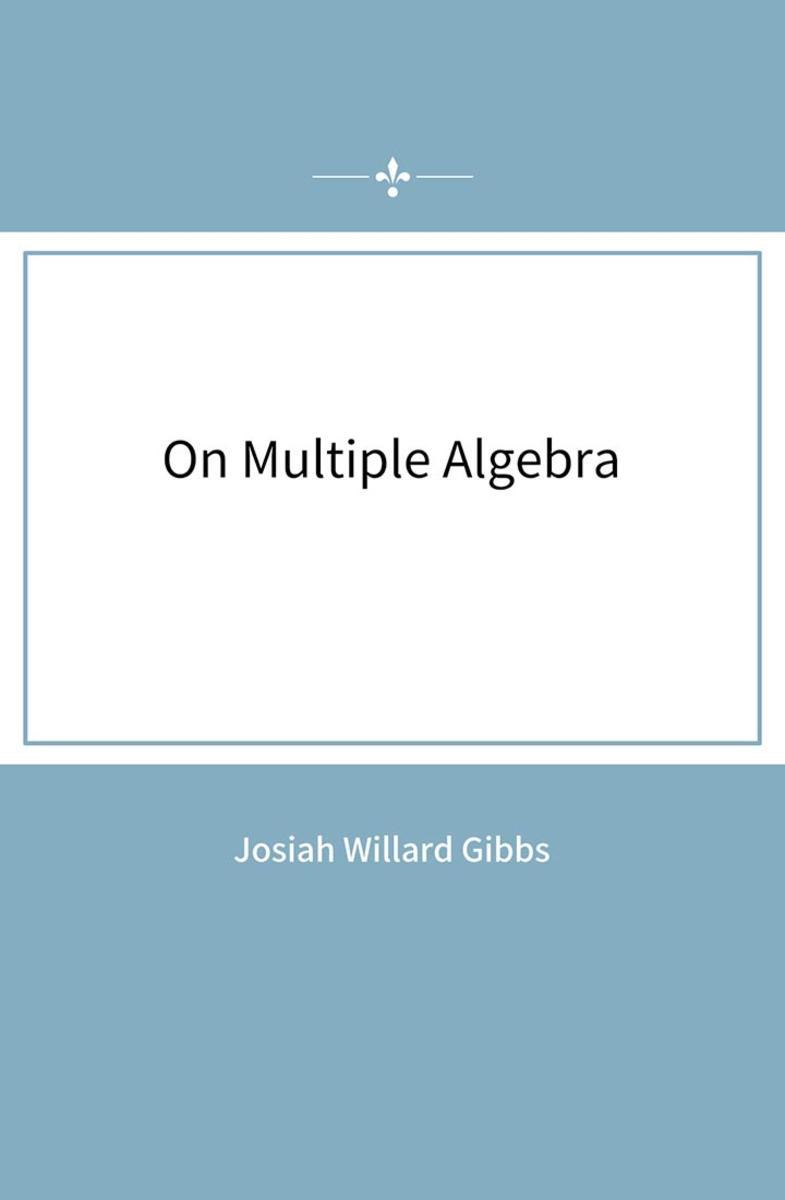 On Multiple Algebra