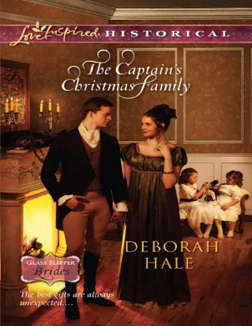 The Captain's Christmas Family (Mills & Boon Love Inspired Historical) (Glass Sl