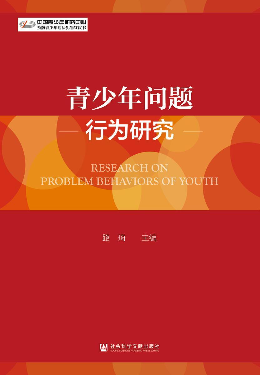 青少年问题行为研究