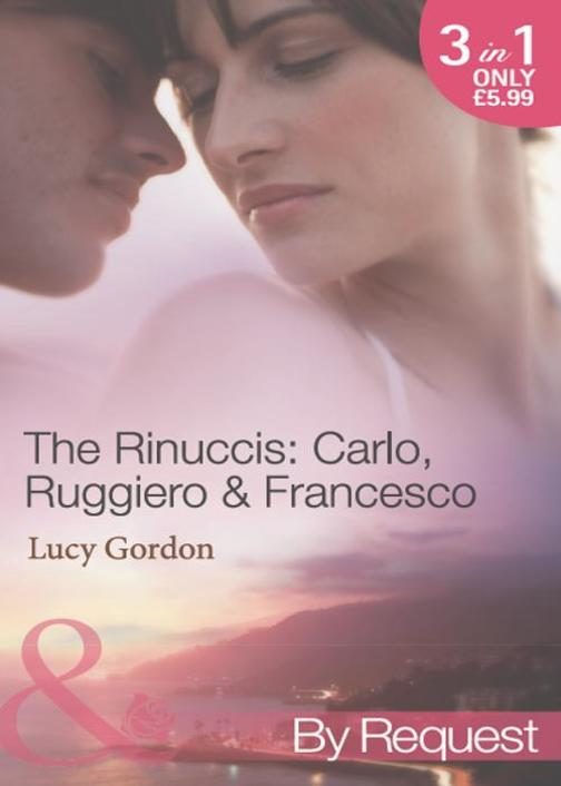 The Rinuccis: Carlo, Ruggiero & Francesco: The Italian's Wife by Sunset / The Me