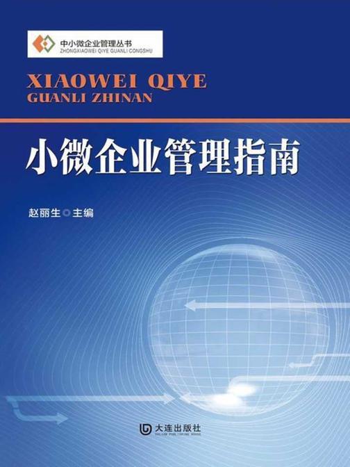 小微企业管理指南(中小微企业管理丛书)