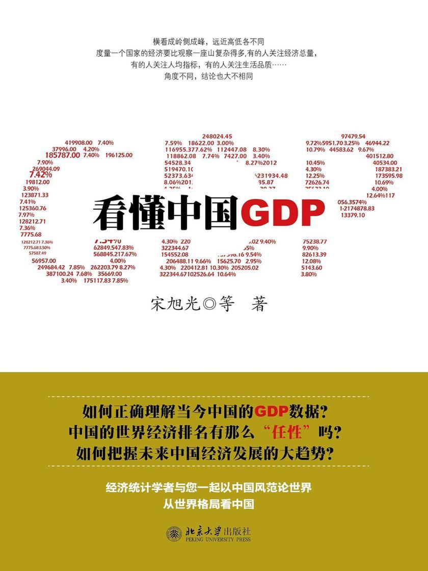 看懂中国GDP