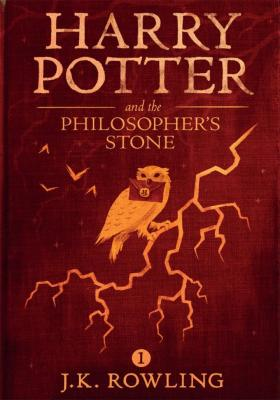 Harry Potter and the Philosopher's Stone【精装】