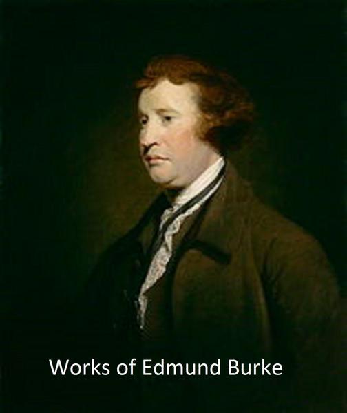Works of Edmund Burke