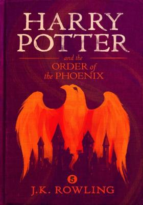 Harry Potter and the Order of the Phoenix【精装】