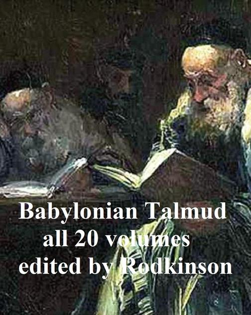 The Babylonian Talmud: All 20 volumes in a single file