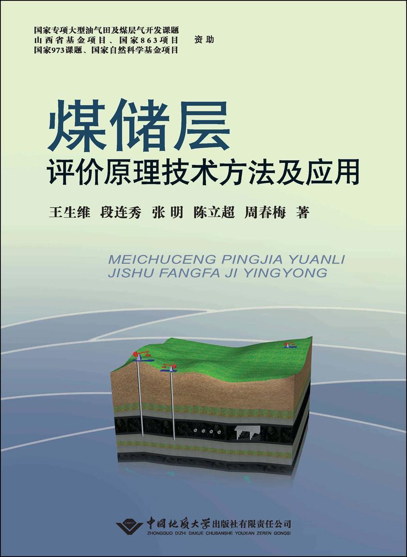 煤储层评价原理技术方法及应用(仅适用PC阅读)