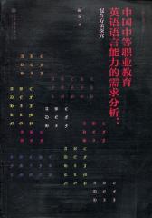 中国中等职业教育英语语言能力的需求分析:混合方法探究