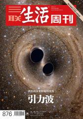 三联生活周刊·引力波(2016年10期)(电子杂志)