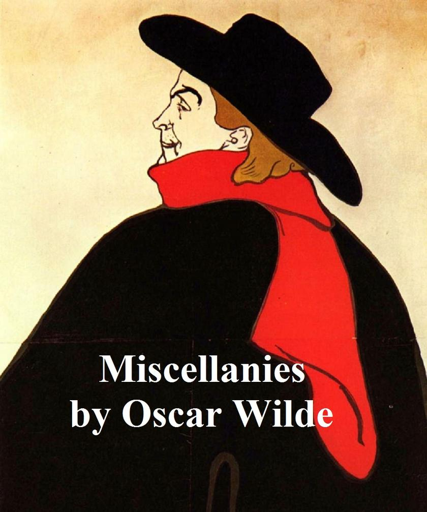 Miscellanies: A collection of essays