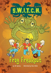 #07 Frog Freakout