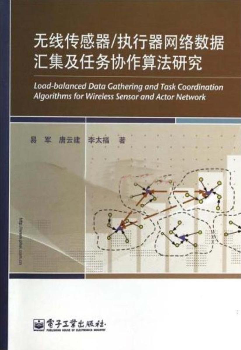 无线传感器 执行器网络数据汇集及任务协作算法研究