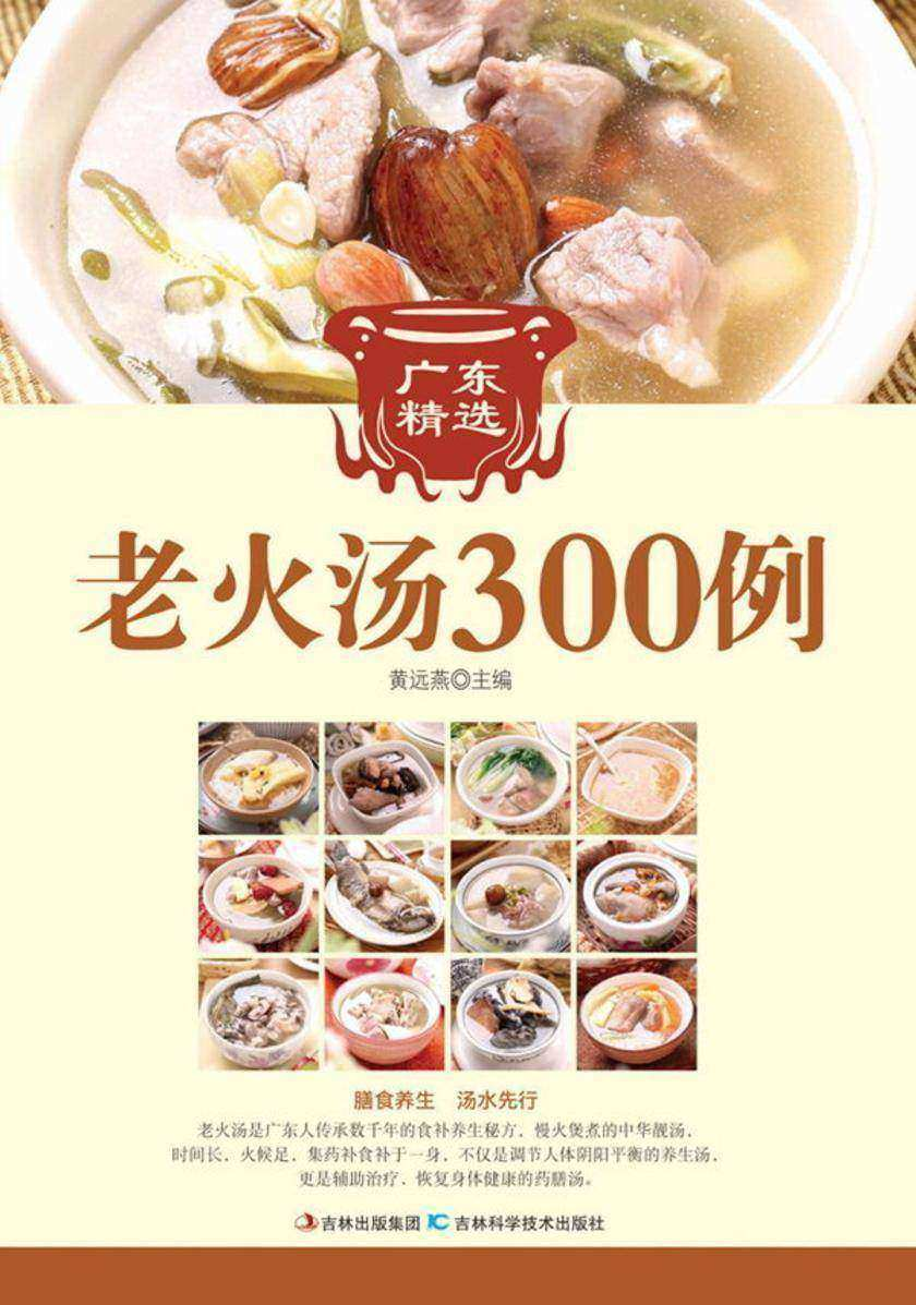 广东精选老火汤300例