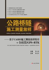 公路桥隧施工测量放样——基于CASIO施工测量放样程序+全站仪-GPSRTK