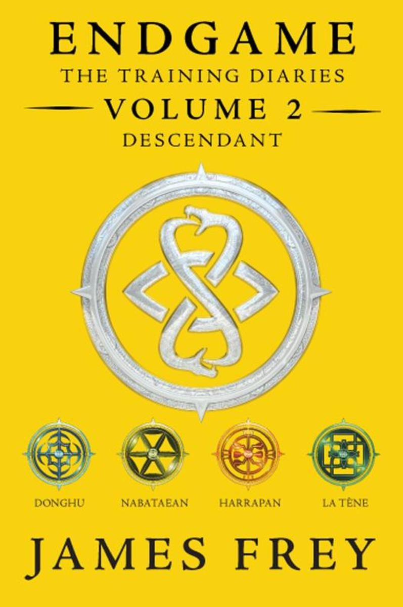 Endgame: The Training Diaries Volume 2: Descendant