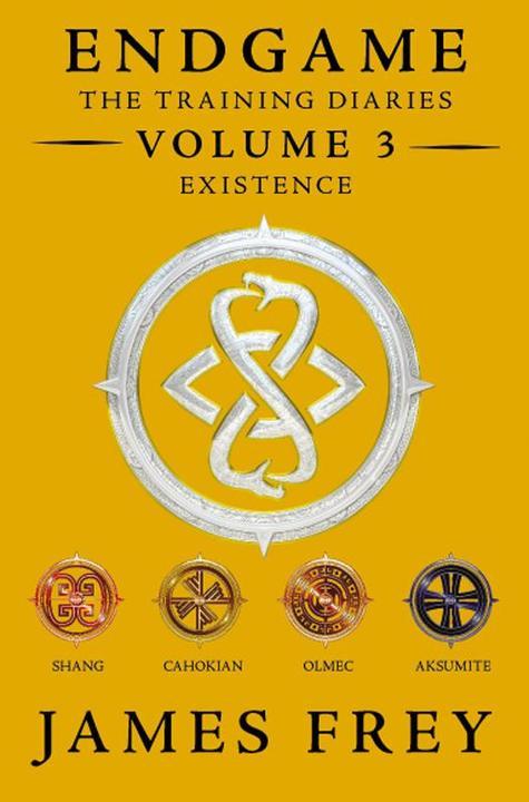 Endgame: The Training Diaries Volume 3: Existence